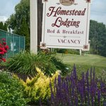 Homestead Lodging resmi
