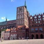 Photo de Rathaus Stralsund
