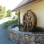 "The ""Water Wheel"""