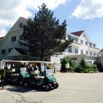 White mountain hotel and golf resort