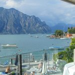 The best place in Malcesine to enjoy a cold beer