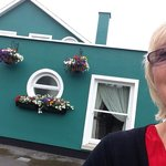 Selfie at Fanad House