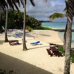 Sanctuary Rarotonga-on the beach Foto
