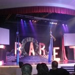 Entertainment teams Cabaret show