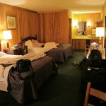 Graves Mountain Lodge resmi