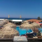 Foto de Aeolos Beach Resort Hotel