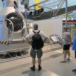Photo of Smithsonian National Air and Space Museum Steven F. Udvar-Hazy Center
