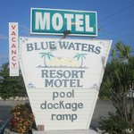 Photo de Blue Waters Motel