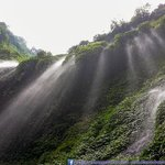 Madakaripura Waterfall Foto