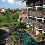 Foto The Oasis Lagoon Sanur