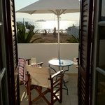 "View from room ""Naxos"""
