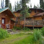 Bilde fra Denali Mountain Morning Hostel and Cabins