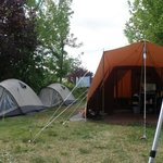 Photo de Campsites Le Parc de Fierbois
