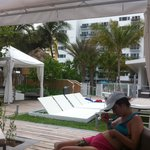 Courtyard Miami Beach Oceanfront Foto