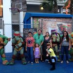 with the TMNT