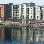 Foto de Premier Inn Swansea Waterfront