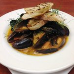 Mussels....delicious