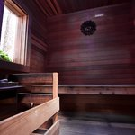 Our sauna to relax and invigorate