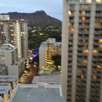 View of Diamond Head from Room