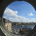 porthole and view