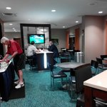 Foto di SpringHill Suites Newark Liberty International Airport