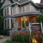 Foto de Hennessey House Bed and Breakfast