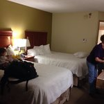 Photo de Hampton Inn Cedar Rapids