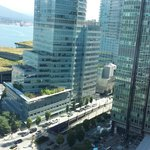 Photo de Vancouver Marriott Pinnacle Downtown Hotel