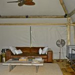 Bilde fra Wilderness Safaris Mombo Camp