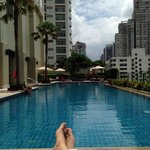 Sukhumvit Park, Bangkok - Marriott Executive Apartments Foto