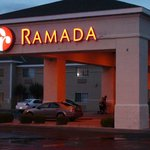Ramada Williams by Night