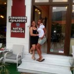 Photo de Paradise Hotel Parga
