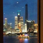 The Peninsula Shanghai resmi