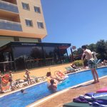 Photo de Aparthotel SunClub Salou