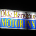 Photo de Olde Horsham Motor Inn