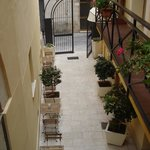 Residence Cortile Merce Foto