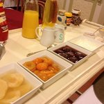 Breakfast trolley (for one!!)