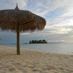 Foto de Veligandu Island Resort and Spa