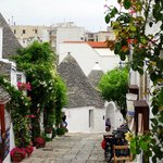 The Trulli of Alberobello Foto