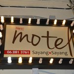 Photo de Motel Sayang-Sayang