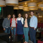 with Chef Claudio Martínez and Friends