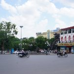 Taken on my way to Hoan Kiem Lake
