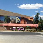 National Geographic Visitor´s Center, Grand Canyon