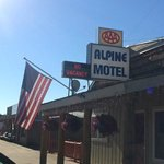 Alpine Motel Foto