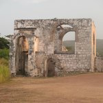 Fascinating sugar mill ruins