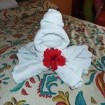 More towel animals