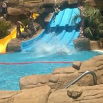 New resort waterpark