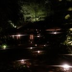 The Gateway Hotel/ Karavali Restaurant, by night