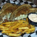 Reuben and Fries