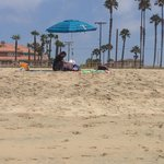 Huntington beach 6-29-14